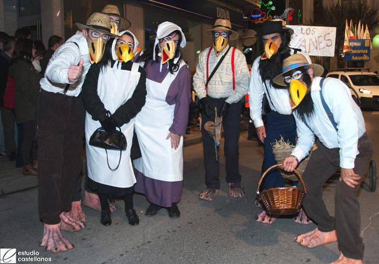 Carnaval de Villarrobledo 2019