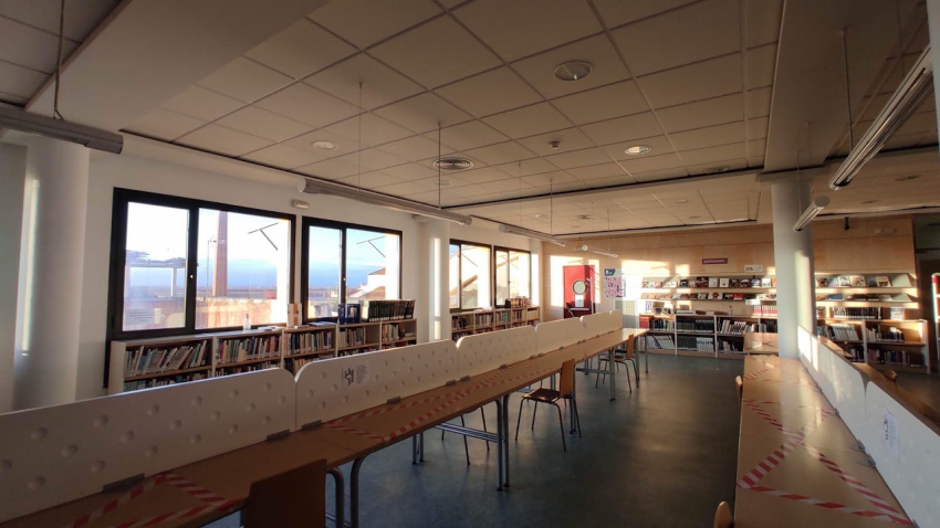 Las bibliotecas vuelven a abrir