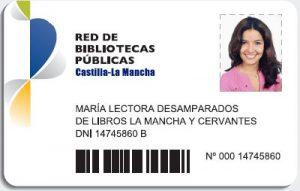 Carné Red de Bibliotecas de Castilla-La Mancha