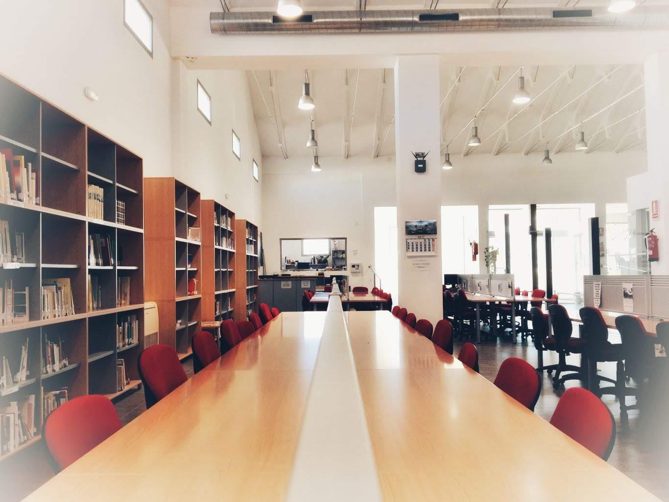 Biblioteca del Silo del Conocimiento - Ayuntamiento de Villarrobledo