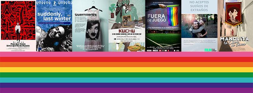 Documentales LGTBIQ+ en eFilm