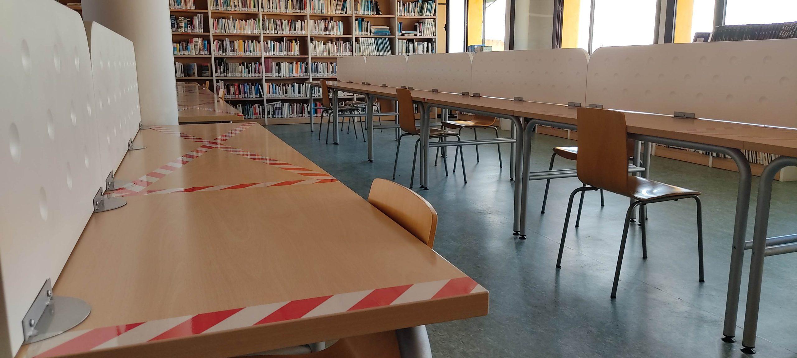 La nueva normalidad en las bibliotecas