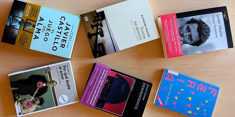 Recomendaciones y novedades literarias para el Día del Libro 2021